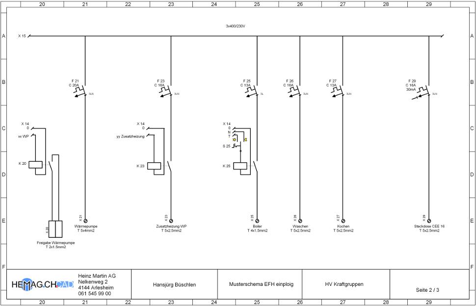 Grundriss Zeichnen Darstellung :  mit Wärmepumpe einploligeDarstellung Download Einfamilienhaus mit WP